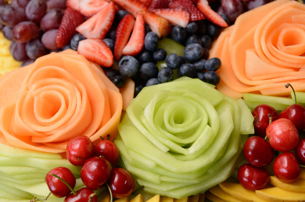 Fruit Platters & More