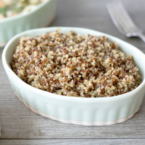 Quinoa Infestation Alert